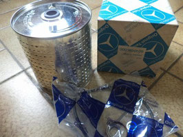 n°m289 filtre gazoil mercedes w110 001800109