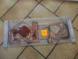 n°r55 circuit imprime compteur innocenti bertone 120 54363141