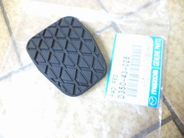 n°sa340 caoutchouc pedale frein embrayage mazda mx5 d35043028