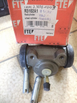 n°dr240 cylindre roue man mercedes r3102a1