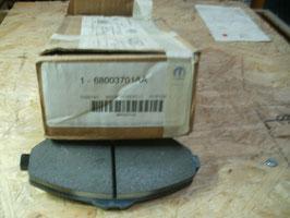 n°49 plaquettes journey nitro cherokee 68003701aa