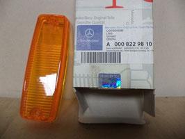 n°m45 cabochon clignotant mercedes mk sk a0008229810