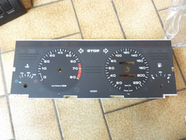n°c126 fond compteur peugeot 405 essence jaeger