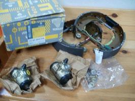 n°0127 kit frein renault r11 r19 super 5 7701204236