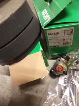 n°ch130 kit frein tempra tipo bk1729