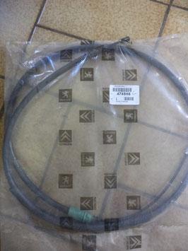n°dr58 cable frein main citroen saxo 4745h8