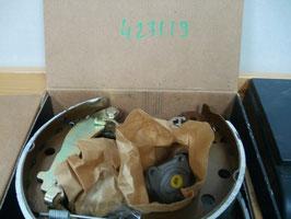 n°0087 kit frein arriere renault kangoo 427119