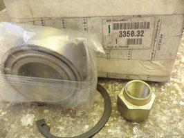 n°dr132 roulement roue av citroen c2 c3 saxo xsara 106 335032