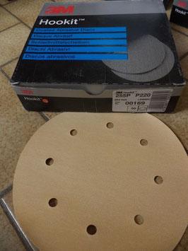 n°2ce41 lot 50 disque abrasif p220 diam 203mm 00169