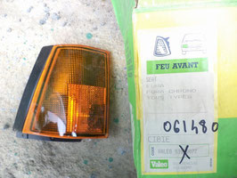 n°a23 clignotant seat fura fiat 127 061480
