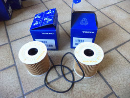 n°vl28 lot filtre huile volvo c30 c70 s40 v50 s80 31372700