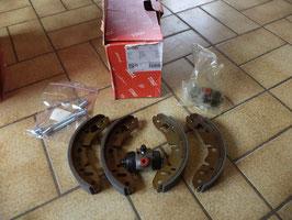 n°7ce50 kit frein arriere rover mini innocenti bk1852 trw