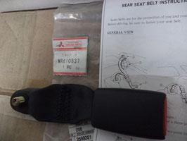 n°l114 boucle ceinture pajero mr610837