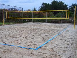 Turniernetz für Beach-Volleyball
