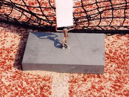 Netzanker - Bodenplatte