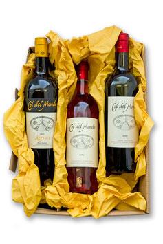 Geschenkpaket Wein