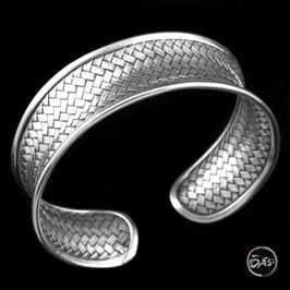 Bracelet en argent 15