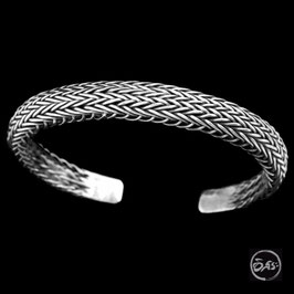 Bracelet en argent 50