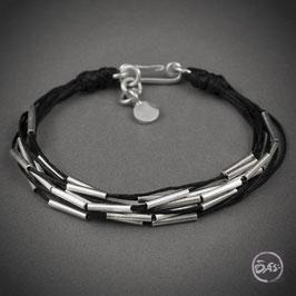 Bracelet souple en argent 20