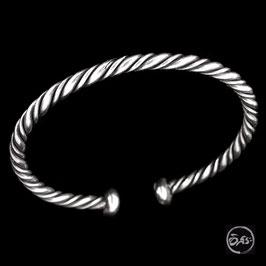 Bracelet en argent 10