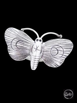 Bague en argent papillon 29