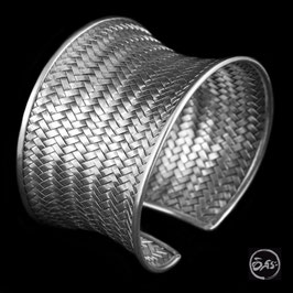 Bracelet en argent 80