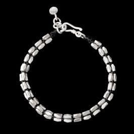 Bracelet souple en argent 02