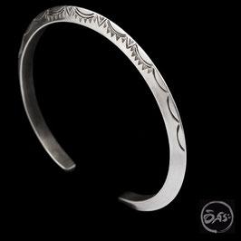 Bracelet en argent 83