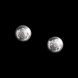 Boucles d'oreilles en argent ethniques 08