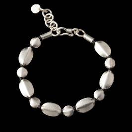 Bracelet souple en argent 44