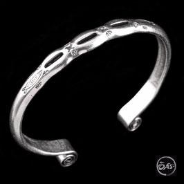 Bracelet en argent 25