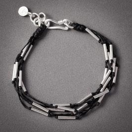 Bracelet souple en argent 19