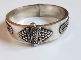 Bracelet plat, fermoir