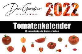 Tomatenkalender 2022  (+Samentüte)