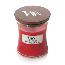 Woodwick Mini candle crimson berries
