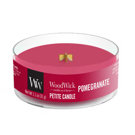 Woodwick Petite candle pomegranate
