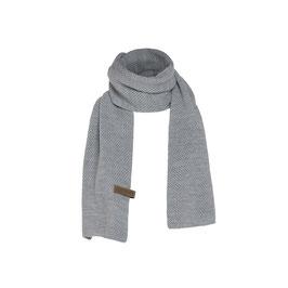 Licht grijze sjaal Jazz