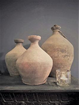 Antieke halskruiken uit China (diverse modellen)