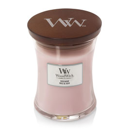 Woodwick Medium candle rosewood