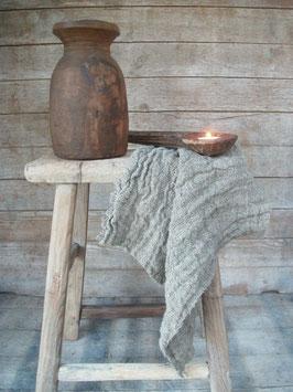 Shabby doek linnen naturel