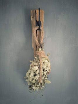 Kapstok van oud hout (03)