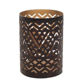 Woodwick candle holder Southwestern voor Petite candle