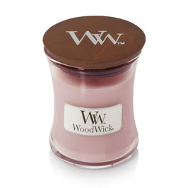 Woodwick Mini candle rosewood