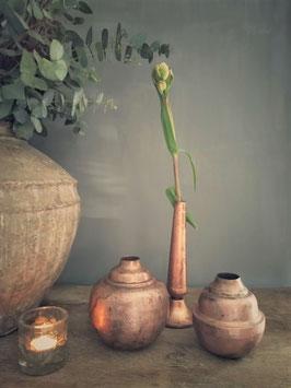 Handgemaakte potten old copper (diverse modellen)