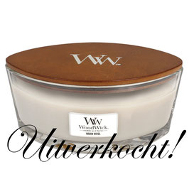 Woodwick Ellipse warm wool ***uitverkocht***