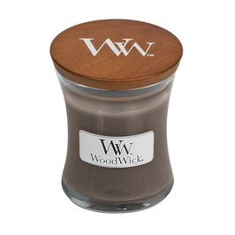 Woodwick Mini candle oud wood