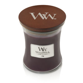 Woodwick Medium candle fig