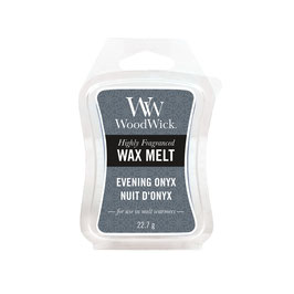 Woodwick Wax melt evening onyx