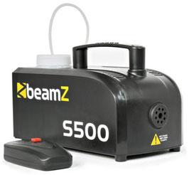 Rookmachine met 250 ml rookvloeistof