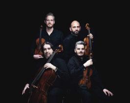 Eintrittskarte Kategorie A - Quartetto di Cremona